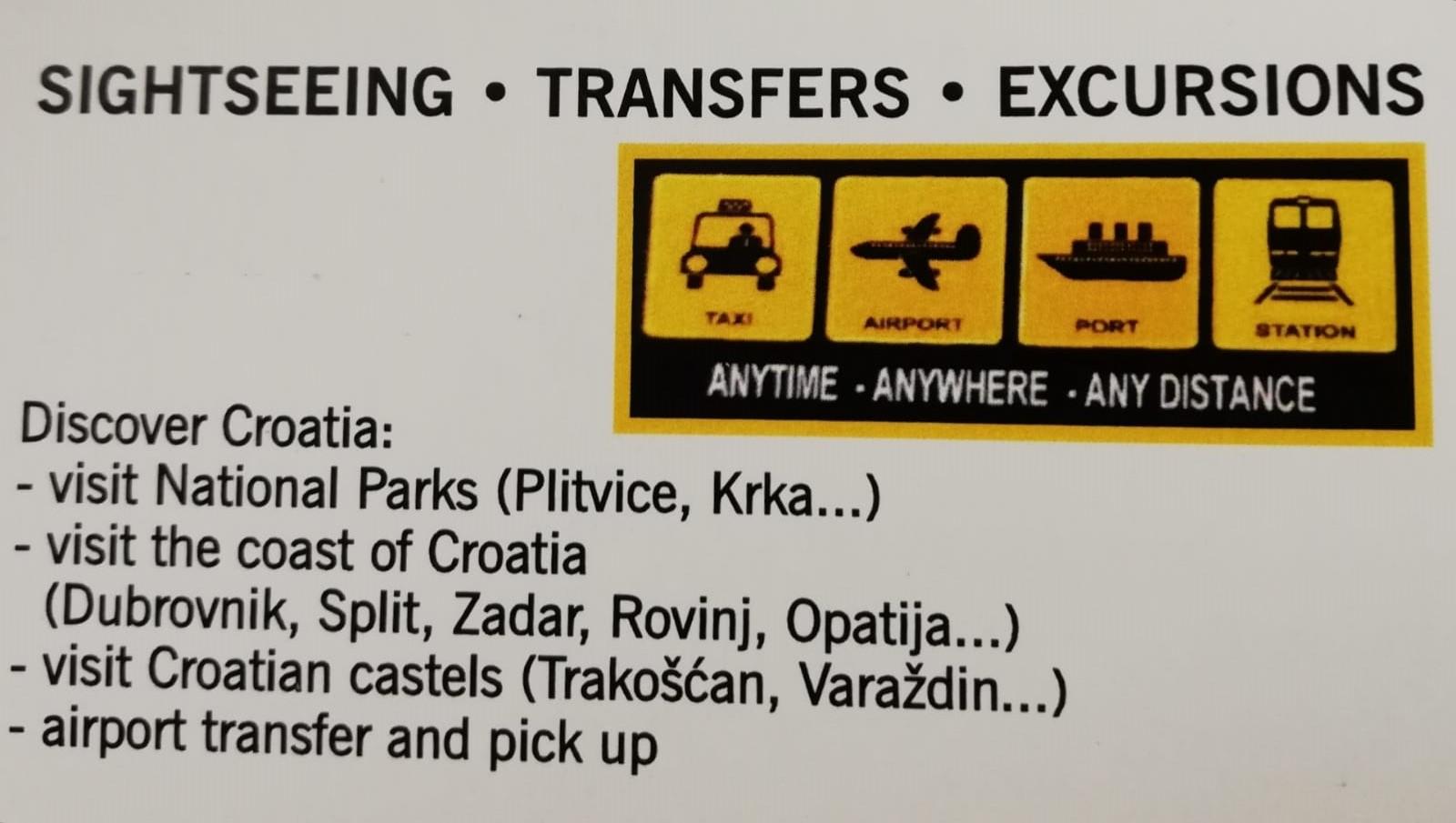 Airport transfers – Metropola Taxi